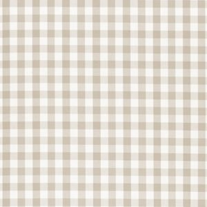 Anna French Antilles Saybrook Check AW15143 Beige Fabric