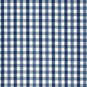 Anna French Antilles Saybrook Check AW15146 Navy Fabric