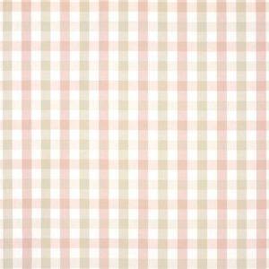 Anna French Antilles Saybrook Check AW15149 Pink Fabric
