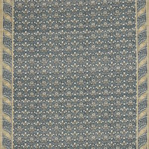 Morris Bellflowers Fabric 226403 by William Morris & Co
