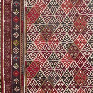 Burdock & Star Fabric 236520 by William Morris & Co