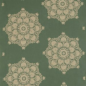 Indian Loop Fabric 236521 by William Morris & Co