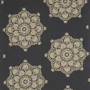 Indian Loop Fabric 236523 by William Morris & Co