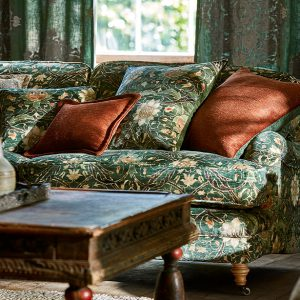 Purleigh Weaves by Morris & Co
