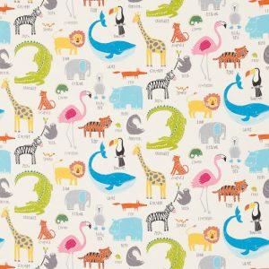 Animal Magic Fabric 120467 by Scion