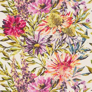 Floreale Fabric 120524 by Harlequin