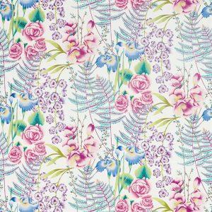 Amaryllis Fabric 120734 by Harlequin