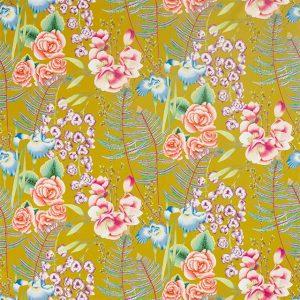 Amaryllis Fabric 120735 by Harlequin