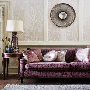Leonida Velvets Fabric by Harlequin