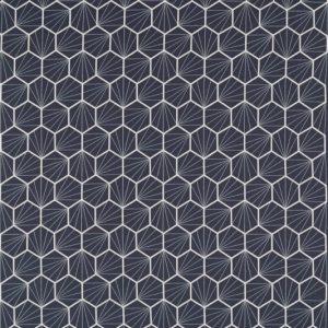 Aikyo Fabric 132733 Midnight by Scion