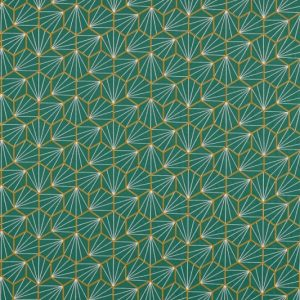 Aikyo Fabric 132735 Forest by Scion