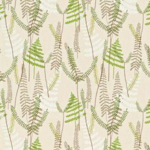 Athyrium Fabric 130352 Hessian by Scion