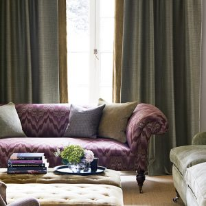 Town & Country Weaves Fabrics by Zoffany