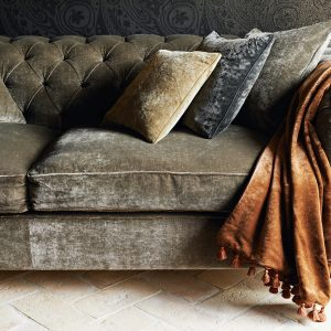 Curzon Fabric By Zoffany