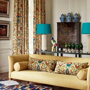 Antiquary Fabric by Zoffany
