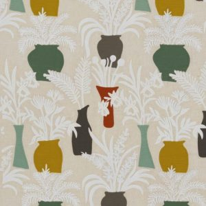 Amphora Fabric F7594-01 by Osborne & Little