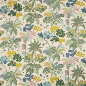 Malabar Fabric F7591-01 by Osborne & Little