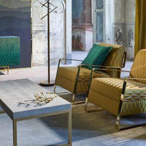 The Muse Fabrics by Zoffany